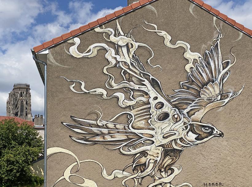 gothic art en street art toul