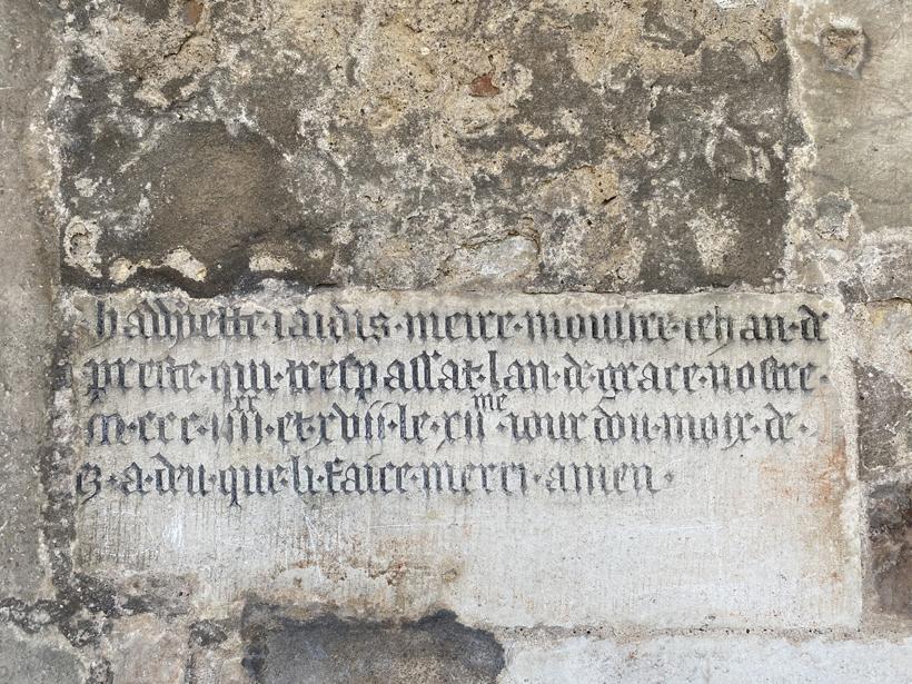 gravure kathedraal toul
