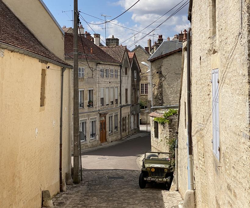 straatbeeld chatilon sur semois