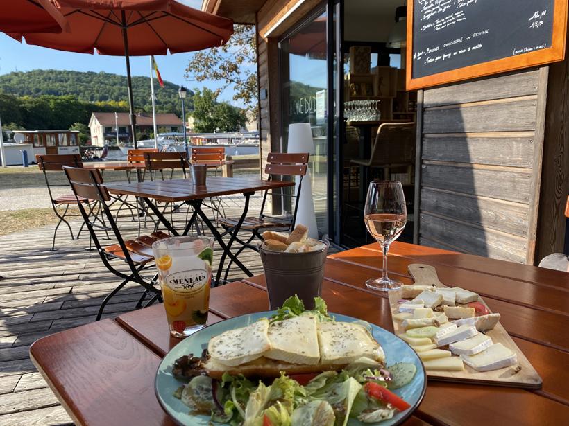 kaas en wijn in toul haven
