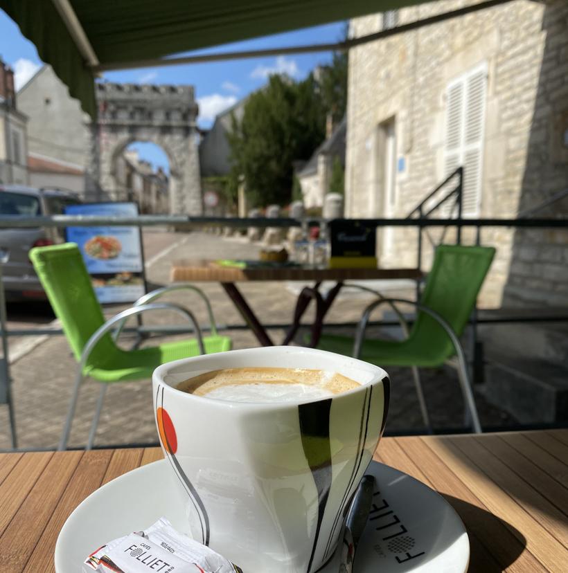koffie in chatillon sur semois