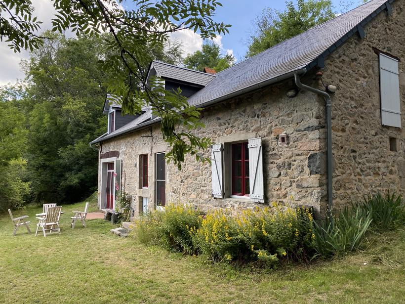 natuurhuisje Les Cléments in Glux-en-Glenne