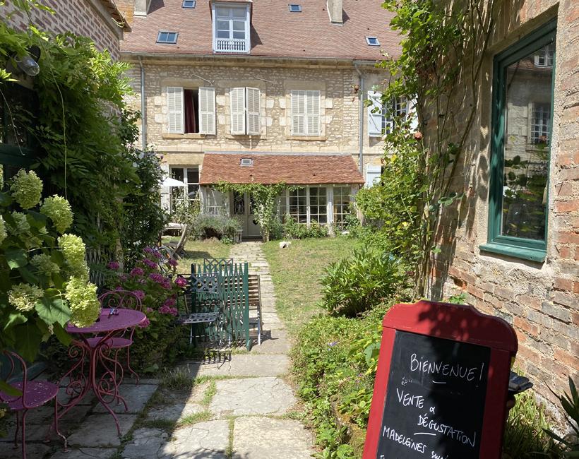 Madeleintjes in Vezelay