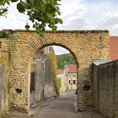Naar de Morvan in Bourgogne met tussenstop in Toul en Metz