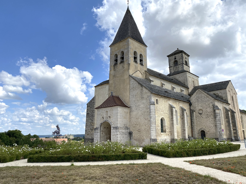 romaanse kerk chatillon-sur-semois