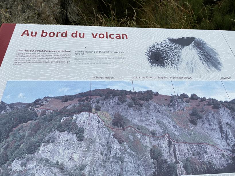 vulkanisch landschap waterval Ray Pic