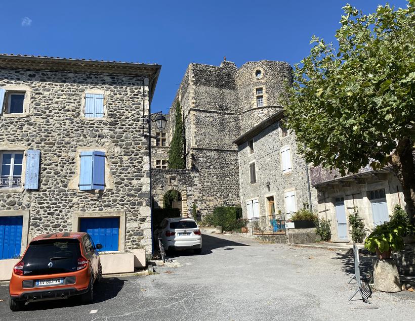 kasteel alba la romaine