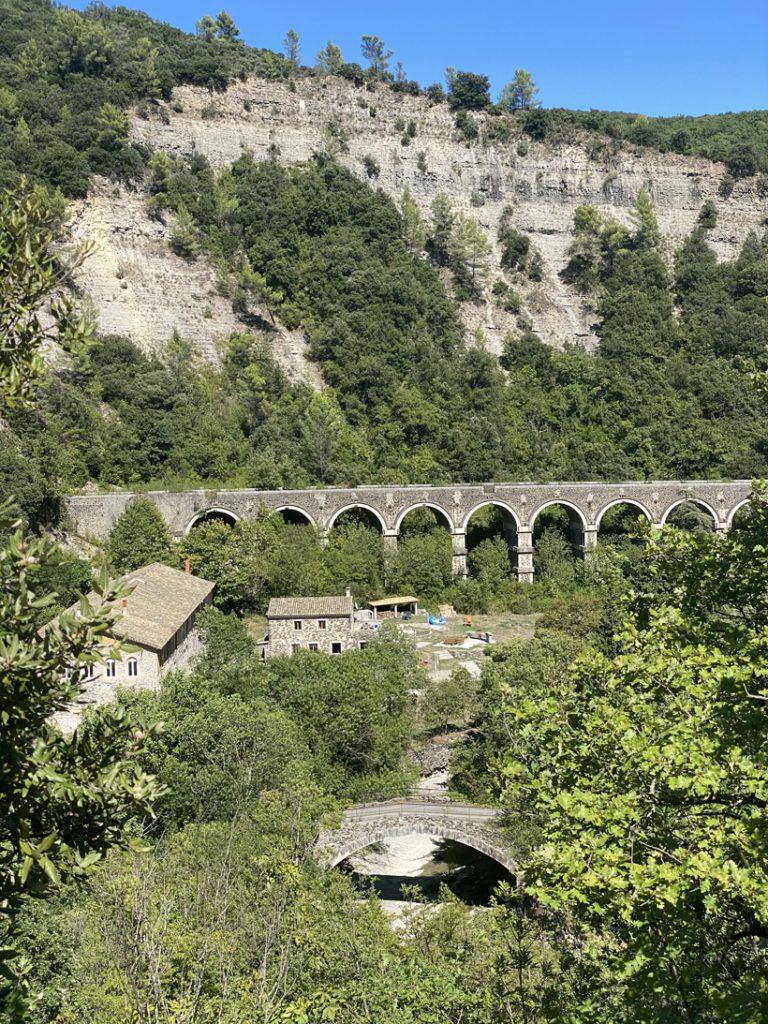 aquaduct alba la romaine