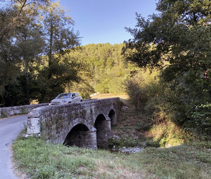 groene vallei rustig logement Ardèche