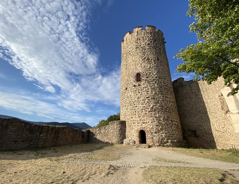 toren kasteel kaysersberg