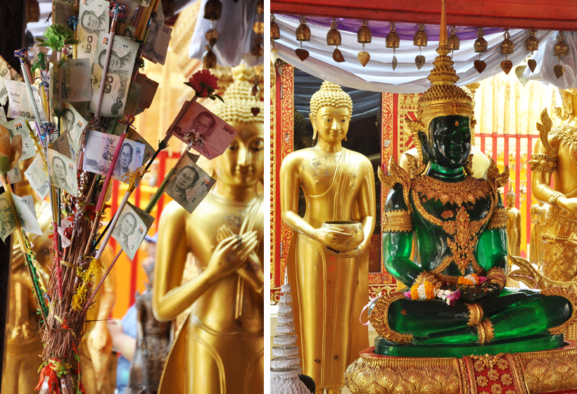 Doi Suthep tempel offers