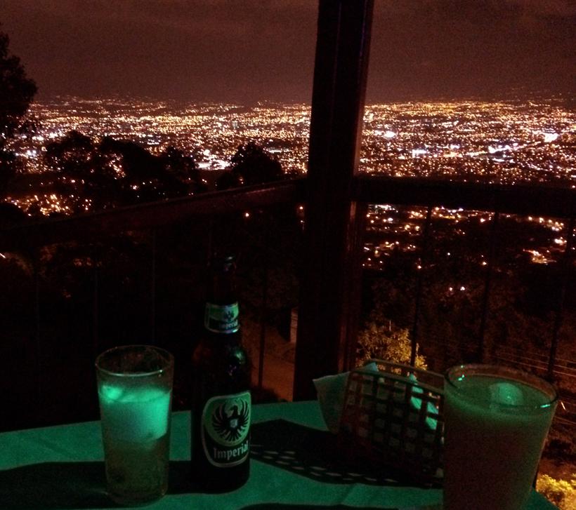 San José by night