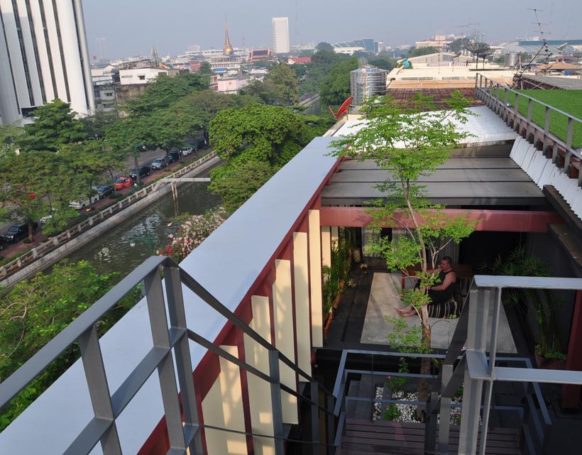 dakterras Loogchoob in Bangkok