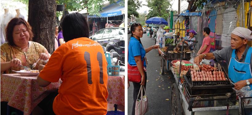 eetkraampjes Bangkok