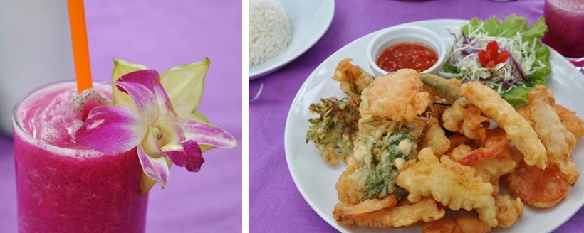 vegetarisch eten op Phuket