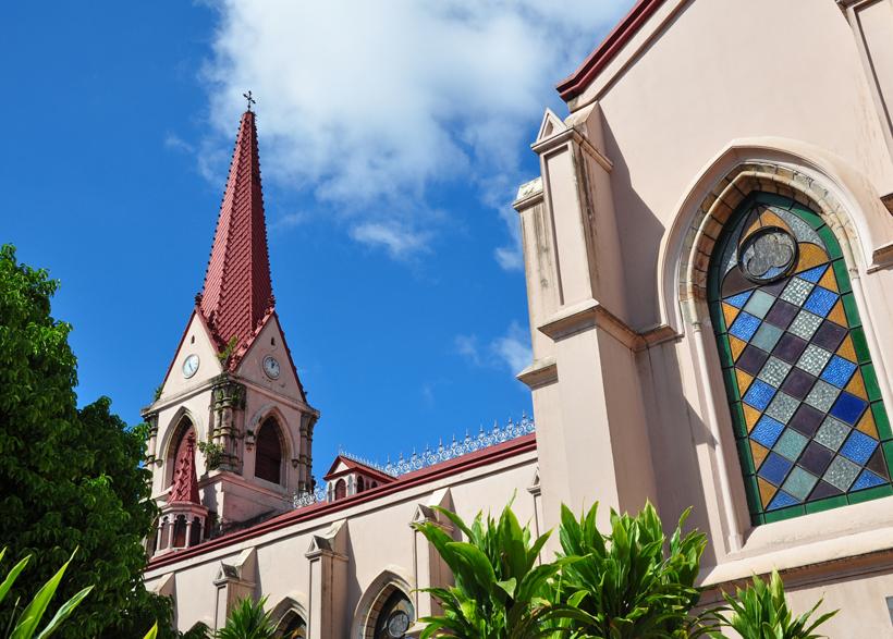 kathedraal in San Jose