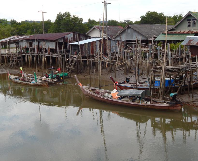 zeenomaden van Koh Yao Noi in Zuid-Thailand