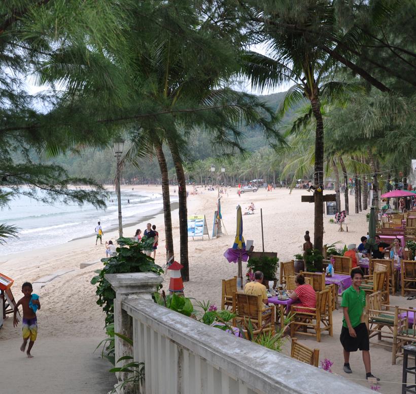 Kamala strand Phuket