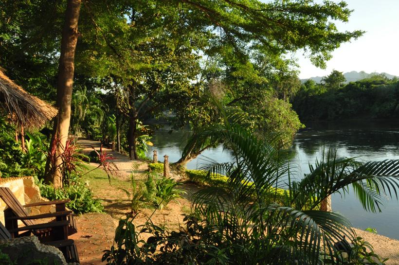 river kwai resort rivier