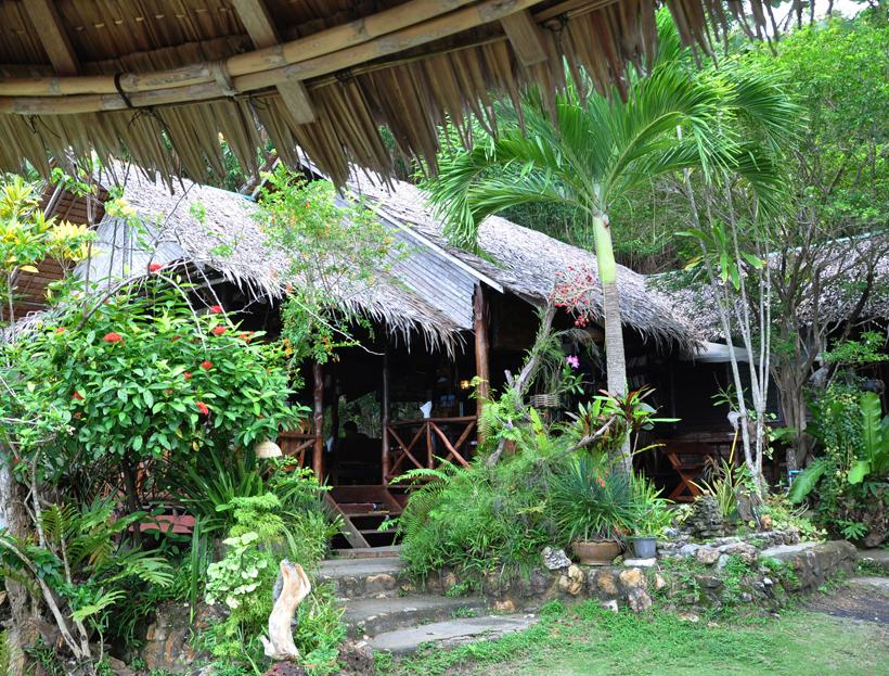 strandrestaurant Sabai Corner op Koh Yao Noi in Zuid-Thailand