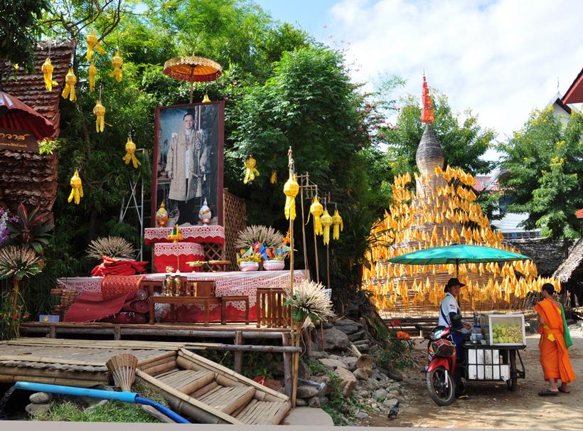 verjaardag koning Thailand
