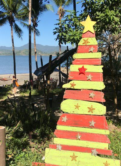 kerst in Costa Rica