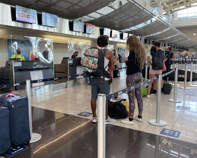 luchthaven san jose costa rica tijdens covid-19