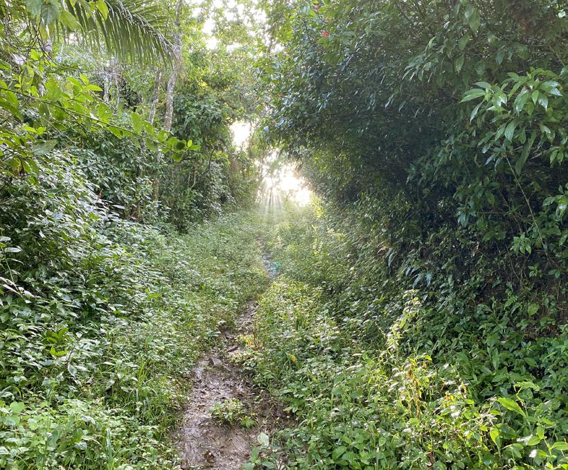 wandeling La Tierra Madre