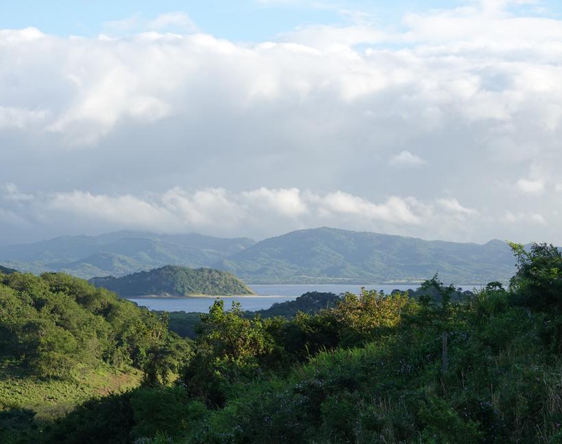 Golf van Santa Elena en Santa Rosa Nationaal Park