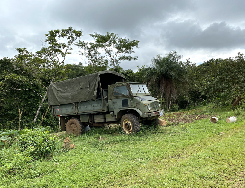 zelfbedruipend wonen in Costa Rica