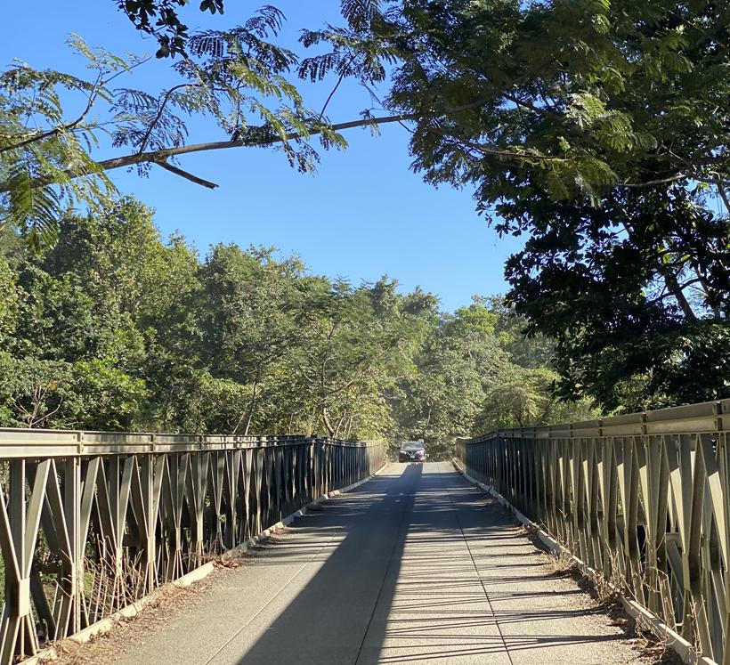 brug over rivier nosara