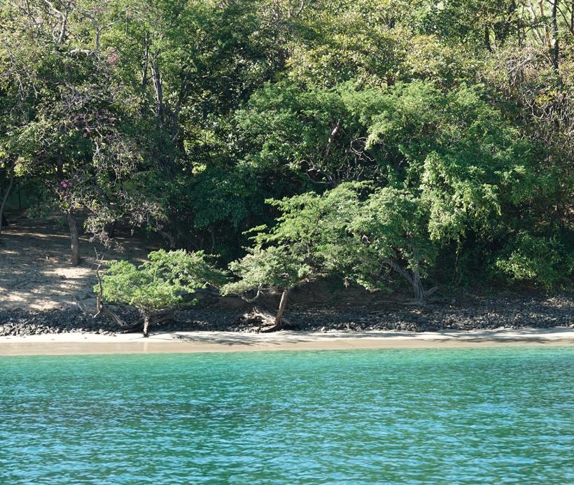 verborgen strandjes Gold Coast