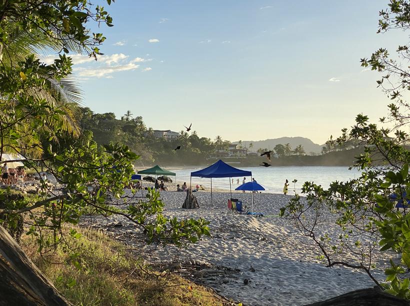 Strand playa Flamingo Gold Coast