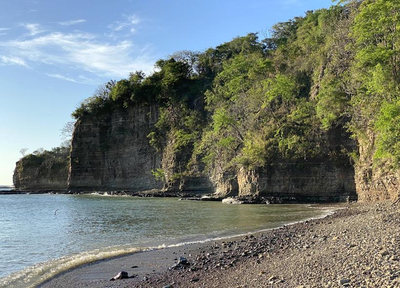 keienstrand Punta Julian
