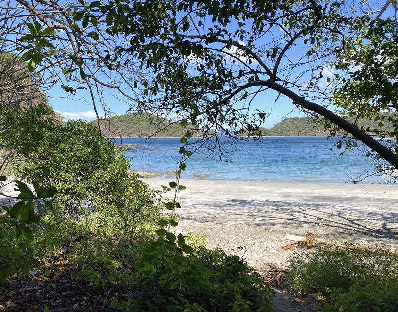 verborgen strandje Gold Coast