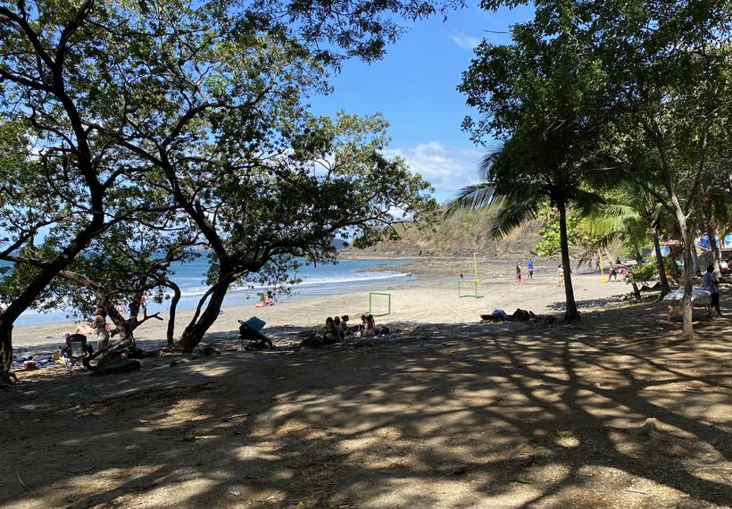 Playa Panama in Gold Coast Guanacaste