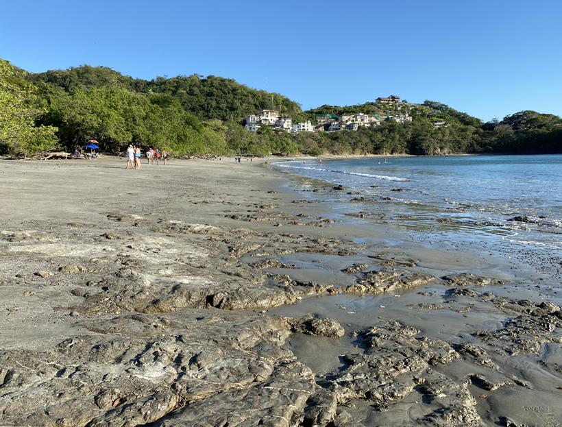 strand Danta en Las Catalinas