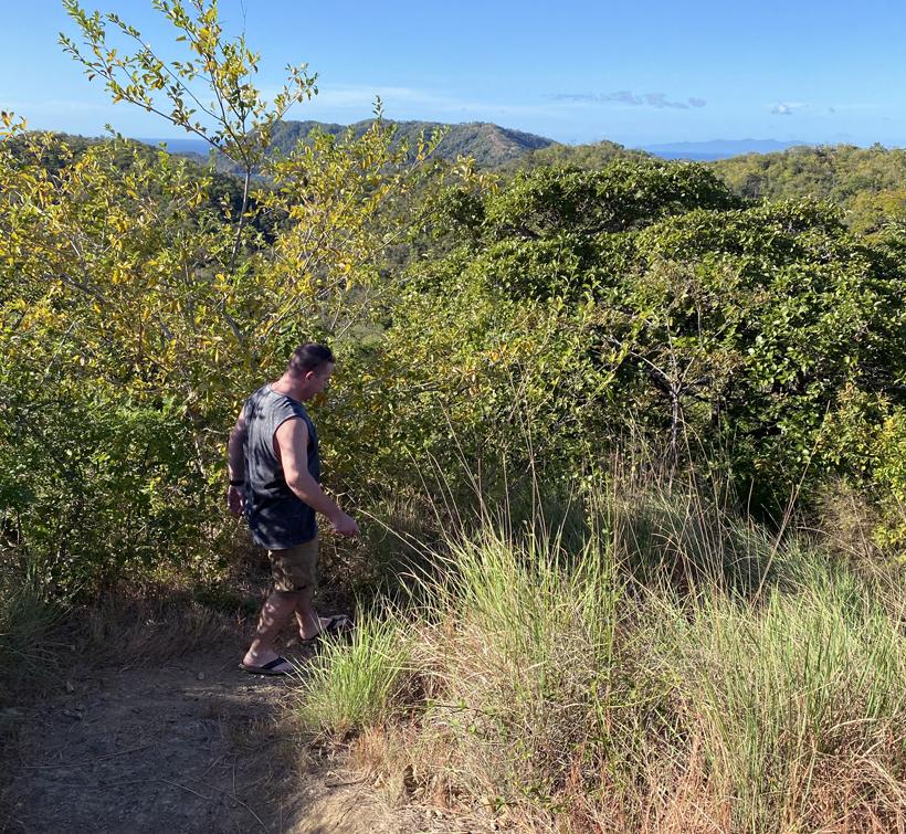 wandelen trails catalinas