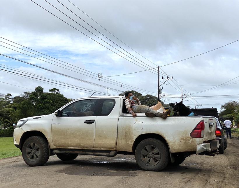 wegomlegging Ruta 5 Costa Rica