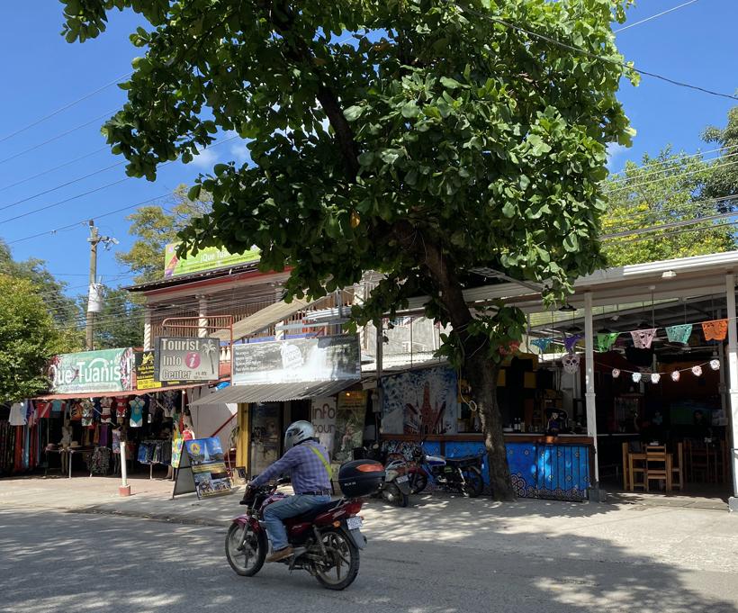 winkelstraat playas del coco