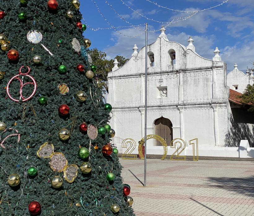 kerstmis in Nicoya