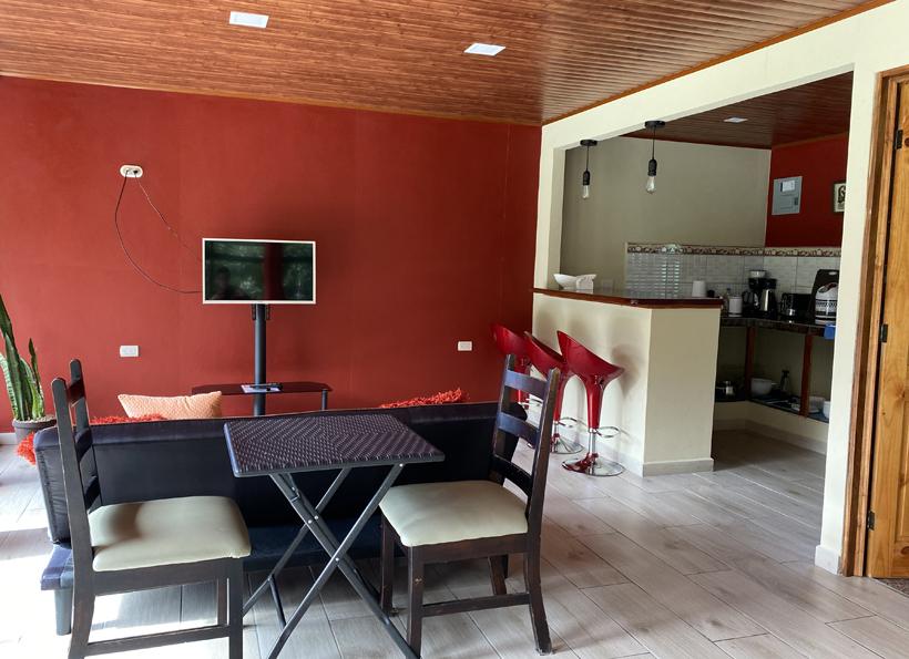 Guayaba gezellig logement in Monteverde