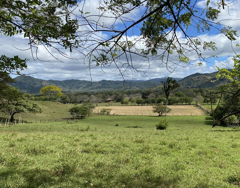 landbouwgrond bij Nicoya