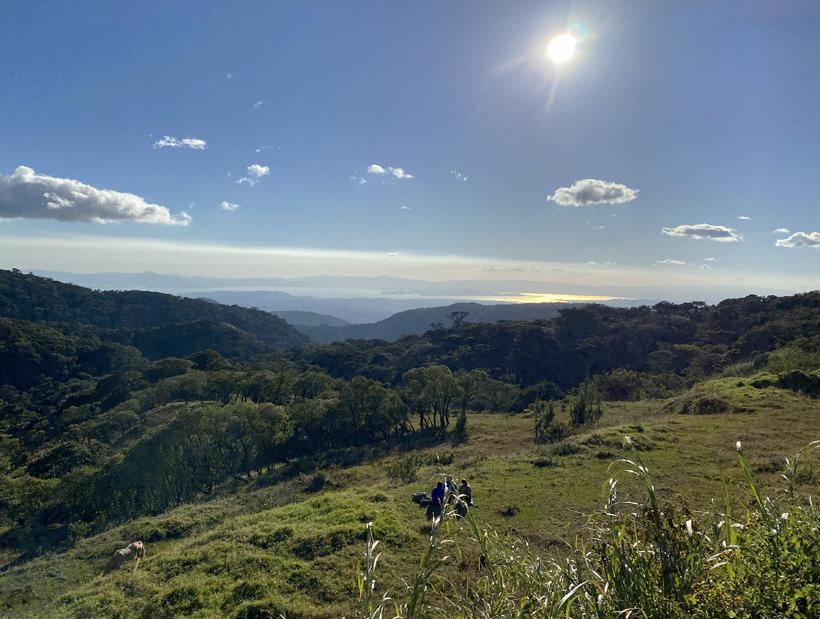 Monteverde naar Golf van Nicoya