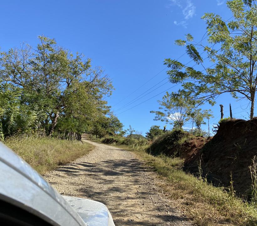 Naar Rio Ario rivieroversteek