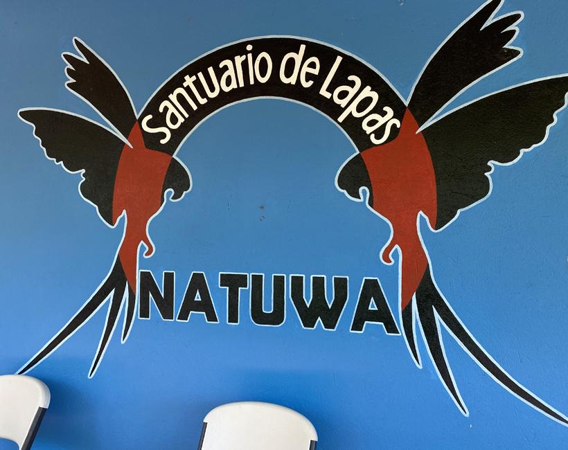 dierenopvangcentrum Natuwa in Miramar