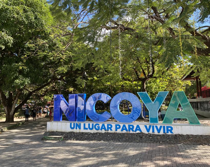 park in Nicoya