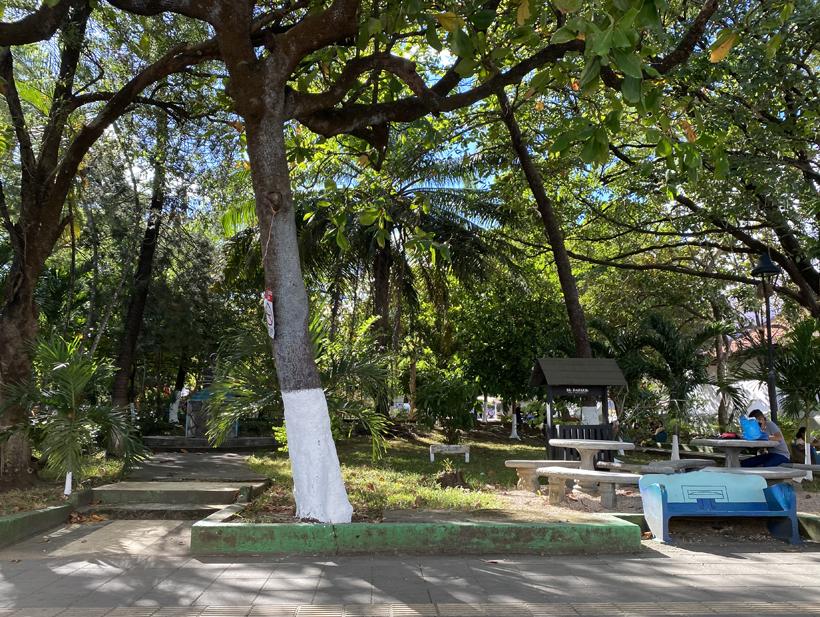 stadspark Nicoya