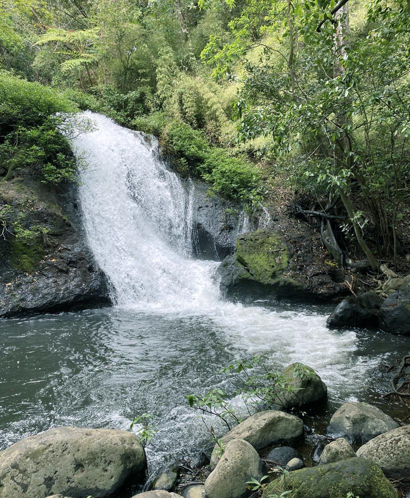 waterval Rio negro