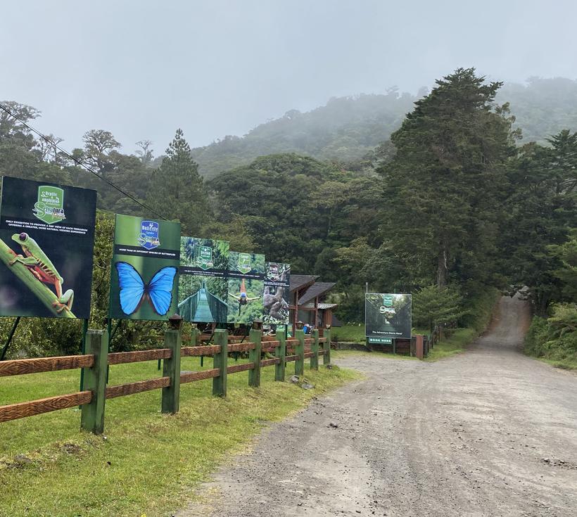 selvatura avonturenpark in Monteverde